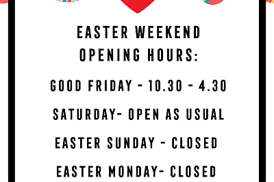 Easter opening hours at Plymouth Market